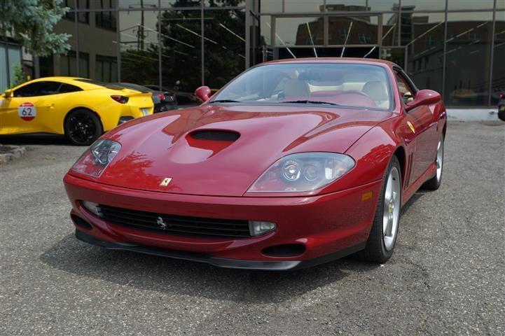 2000 Ferrari 550 Maranello (1)